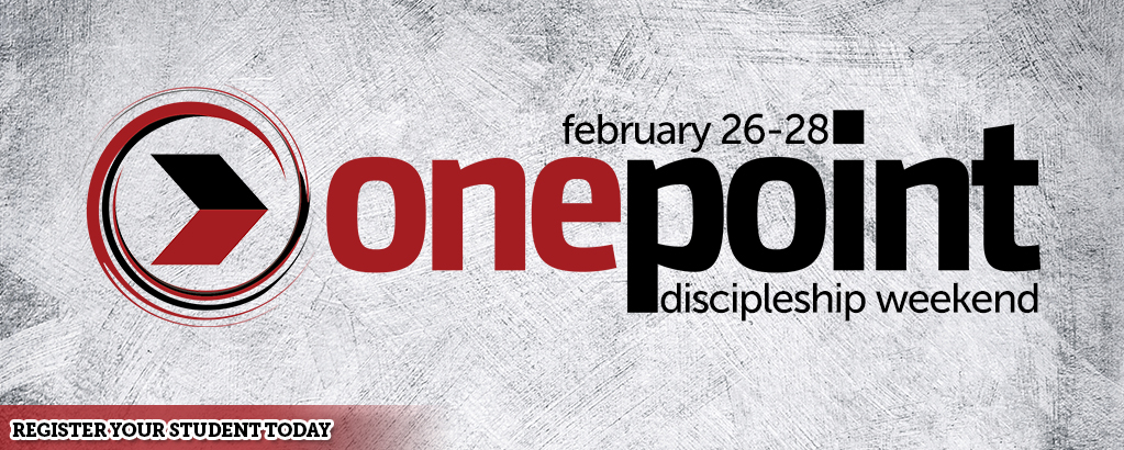 One Point Weekend 2016
